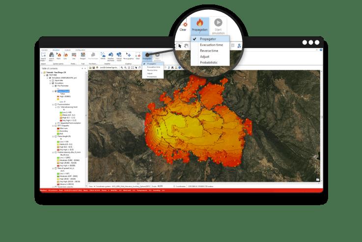 Comprehensive Fire Behavior Outputs & Tools