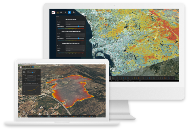 Wildfire Analyst API
